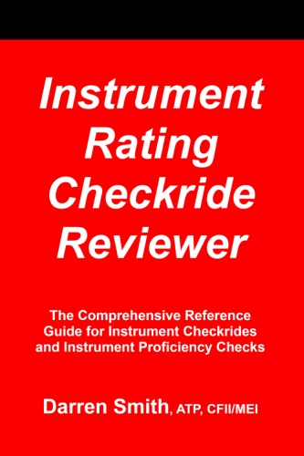 Cover - IFR Checkride Reviewer