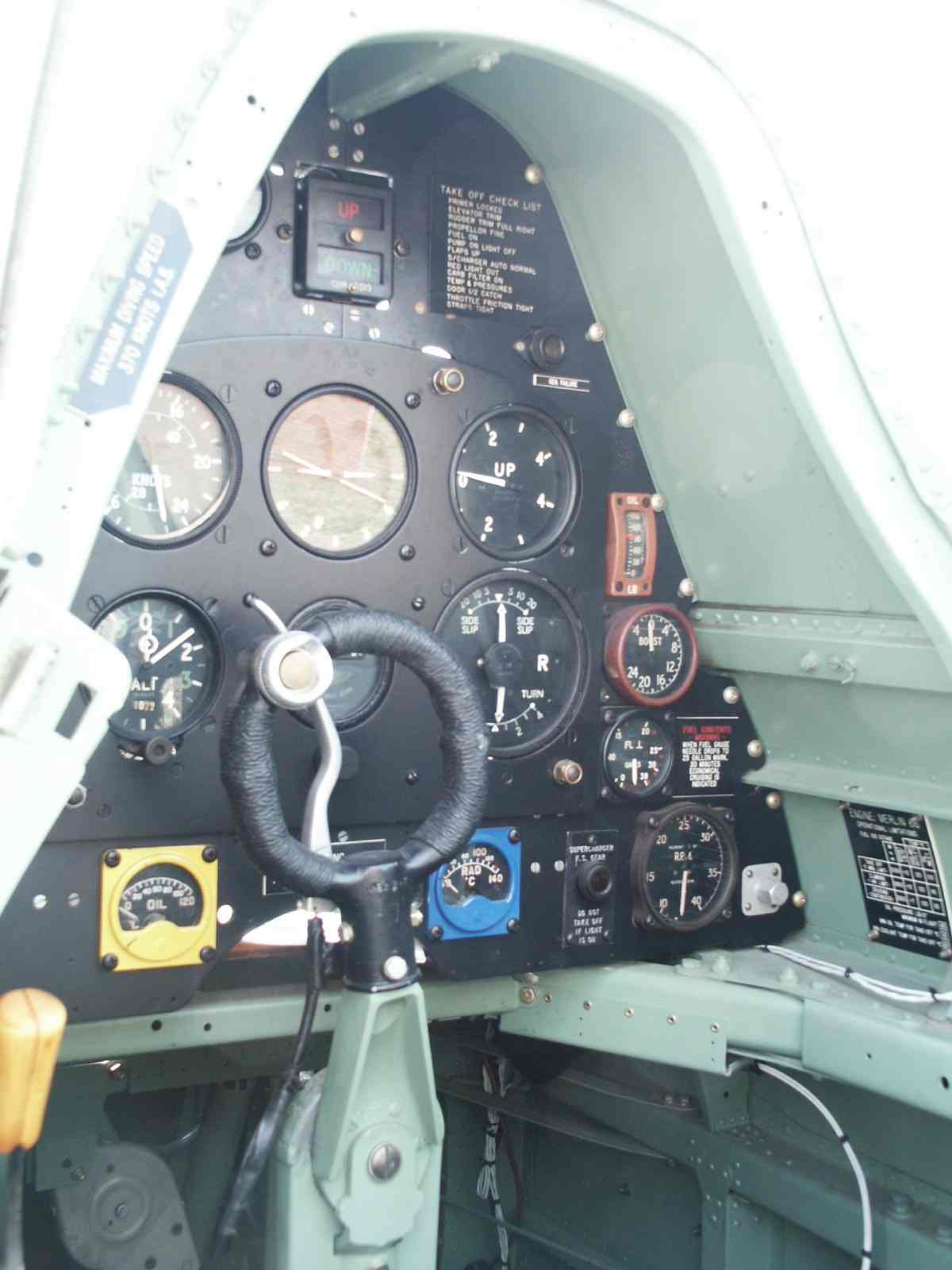 Cockpit, Aerobatic Aircraft